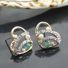 cheap earrings martofchina.com #Jewelry #earrings #wholesale #women #fashion #accessories   $1.55
