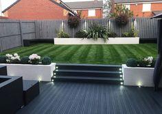 40 Fabulous Modern Garden Designs Ideas For Front Yard and Backyard Back Garden Design, Modern Garden Design, Landscape Design, House Garden Design, Small Garden Ideas Modern, Modern Design, Front Yard Design, Landscape Sketch, Back Garden Landscaping