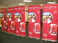 For more information about Trade Shows can visit http://www.nationaltradeshowdisplays.com/products/banner_stands.html