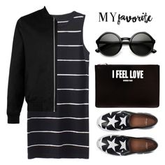 I Can See the Stars by giorgia-111 on Polyvore featuring polyvore fashion style Givenchy clothing