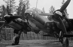 Finnish Junkers Ju88