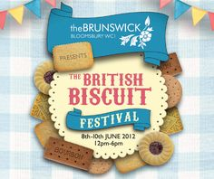 """""""Some of the features of the first ever Biscuit Festival include the Build-a-Biscuit workshop, the Biscuit Tin Tournament, the Tea and Biscuit Social, the Tea Dance, and possibly the most interesting part of the festival Bisc-ART"""". Visit our blog and read the full post! http://amazingpr.co.uk/blog/?p=4494#"""