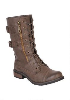 Blake Lace Up Boot