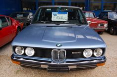 BMW E12 (1st generation Series 5) 1972-1981 (1976 525 sedan 4d) (01) [AB1].jpg (694×461)
