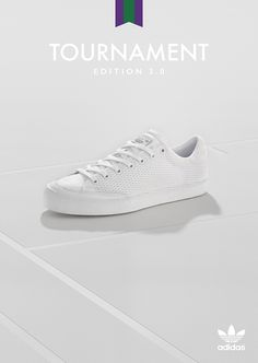 new product bb936 81f39 adidas Originals Tournament 3.0  Rod Laver Tenis, Bodegas, Zapatillas,  Hombres, Zapatos