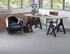 Freshman carpet by Cavalier Bremworth. This textured loop pile will have your home looking and feeling smarter in no time. The combination of heathered yarn and the softness of the loop pile is just made for you to kick your shoes off and curl your toes in.