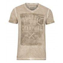 Goodyear Men Comfort Fit T-Shirt Coleman (Sand) | 400516-4006