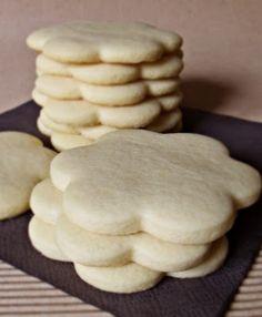 Citromhab: sütemény