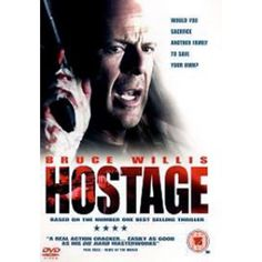 Buy Hostage (Used DVD) | 5ivestarsEntertainment.com