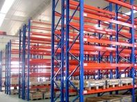 2016 Height 6000mm heavy duty warehouse pallet racking system