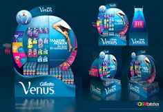 VENUS on Behance
