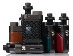 Kit 80w Vaporesso Swag PX80 Invisible Screen, Swag, Kit, Vape, Binoculars, Smoke, Electronic Cigarette, Vaping, Electronic Cigarettes