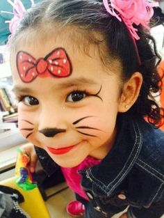 - face paint-minnie-mouse-simple-face paint-i . - – face paint-minnie-mouse-simple-face paint-i …, # - Minnie Mouse Face Painting, Disney Face Painting, Girl Face Painting, Painting For Kids, Body Painting, Simple Face Painting, Mini Mouse Face Paint, Mouse Paint, Face Painting Butterfly Easy
