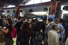 Tense of domestic and international routes flight canceled in Ngurah Rai International Airpot ,Bali. Because The Mount Raung eruption in Jawa Timur (East Java). The temporary closure has been going on Thursday, July 9th, 2015. At 09.27 PM. And be extended until Friday 09.30 AM. Said Gusti Ngurah Ardita The Co-General Manager of PT Angkasa Pura.