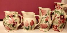 Emma Bridgewater Blossom 1.5 Pint Jug SAMPLE for Collectors Club 2014 (Never went into production)
