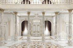 Восхитительный дизайн интерьера дома