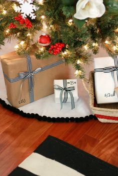 How great would a gift look with the monogram combined with a black & white photo of the recipient?  Would work year-round.