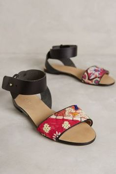 Howsty Shuna Sandals #anthroregistry