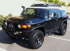 FJ Cruiser I want one!