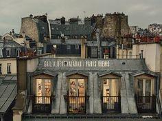 Gail Albert Halaban, Rue de Belleville, 20th arrondissement, Paris, from Gail Albert Halaban: Paris Views (Aperture, 2014) Photographer Gail Albert Halaban