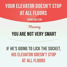 Your Elevator Doesn't Stop At All Floors