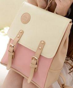 Mulheres Pu de couro Mochila estilo coreano senhoras sacos de escola para meninas mochilas Mochila Feminina A054 em Mochilas de Bolsas e Malas no AliExpress.com | Alibaba Group