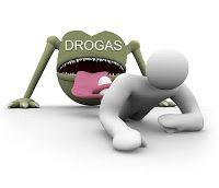 COLUNA PSICOSSOCIAL:               DROGAS E A DEPENDÊNCIA...
