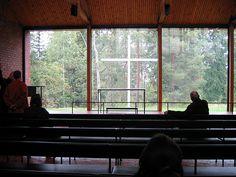 La Iglesia del Agua de Tadao Ando   Arquitectura y Cristianismo