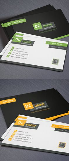 Designers Business Card PSD Templates - 4 #businesscards #psdtemplates #businesscarddesign #premiumbusinesscards
