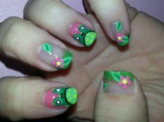 Froggy Fun by Nailart29 from Nail Art Gallery