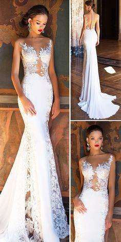 30 Milla Nova Wedding Dresses 2017 ❤ We deeply fell in love when saw the new Milla Nova wedding dresses 2017 bridal collection. These stunning wedding gowns have it all, a modern style, lace details and striking applications. See more: http://www.weddingforward.com/milla-nova-wedding-dresses-2017/ #wedding #dresses