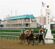 Go to the Kentucky Derby.