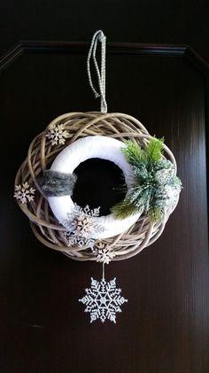 Türkränze   Türkranz, Weihnachten, Sterne, Tanne   Ein Designerstück Von  Die Deko