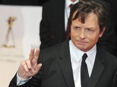"""Michael J. Fox, el eterno adolescente de """"Regreso al futuro"""", cumple 50 años retirado del cine por la enfermedad de Parkinson"""