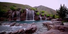 pools that look like lakes - Google Search