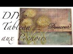 Tableau Pissenlits - YouTube