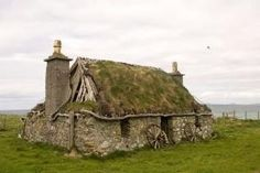 Abandoned croft...Scotland by stacy