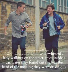More One Direction facts HERE! :)