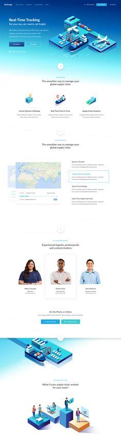 Freight flight homepage