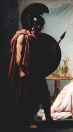 Badass of the Week: Hector of Troy | My biggest literary crush EVER.