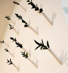 Wallflower Vases by Gitta Gschwendtner