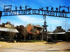 Wyatt Earp's Tombstone