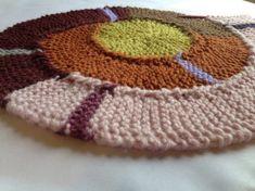 Frankie Brown ten stitch twist blanket