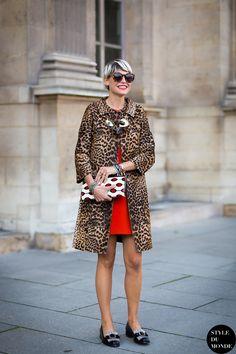 Elisa Nalin Street Style Street Fashion by STYLEDUMONDE Street Style Street Fashion blog