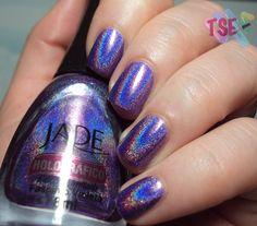 Fascínio Violeta :: Jade   Tudo Sobre Esmaltes  http://tudosobreesmaltes.com/2012/06/12/fascinio-violeta-jade/