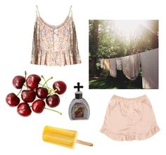 """""""the trees like lungs"""" by theperfumemaker ❤ liked on Polyvore featuring Miu Miu"""
