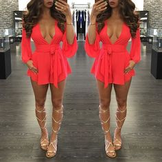 ♚ Pinterest:hanayahp ♚ I'd probably add some type of bottoms, unless this is a romper..