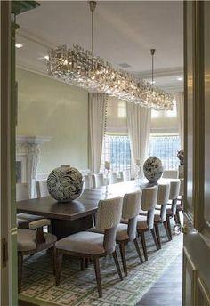 large light #chandelier