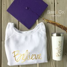 A Graduation gift for your grad. Believe in yourself, your future is bright! Shop sissiandco.com Xoxo, Sissi & Co.  #sissiandco #inspiredstyle #grad #congratsgrad #graduation #graduationgift #future #brightfuture #bebold #bebright #gift #gifts #shop #xoxo #liketkit #classof2017 #congrats #congratulations #style #drinkware #tumbler #love #happy #positive #positivevibes #goodvibes