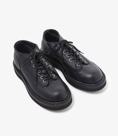 nepenthes online store | WHITE'S Poleclimber Oxford / Black Smooth